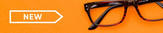 new eyeglasses