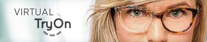 try on eyeglasses