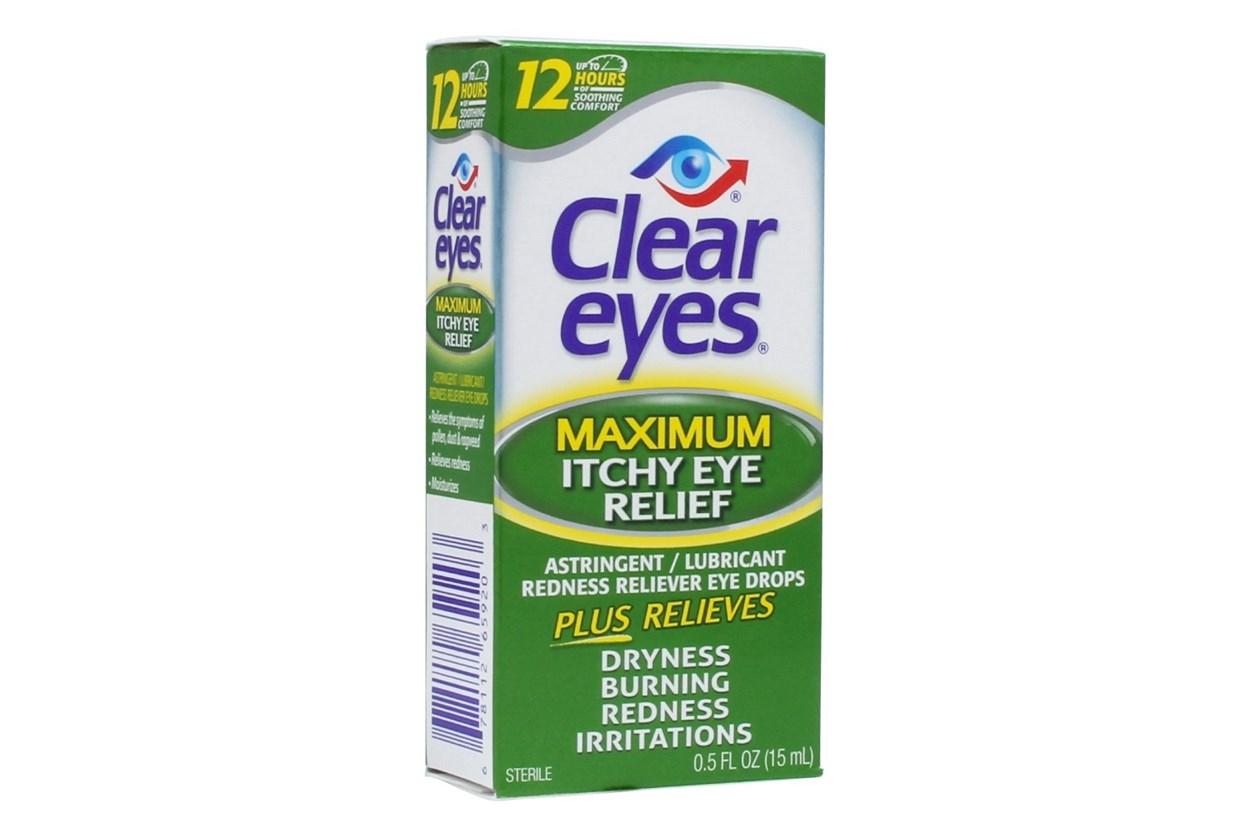 Clear Eyes Maximum Itchy Eye Relief (.5 oz)  DryRedEyeTreatments