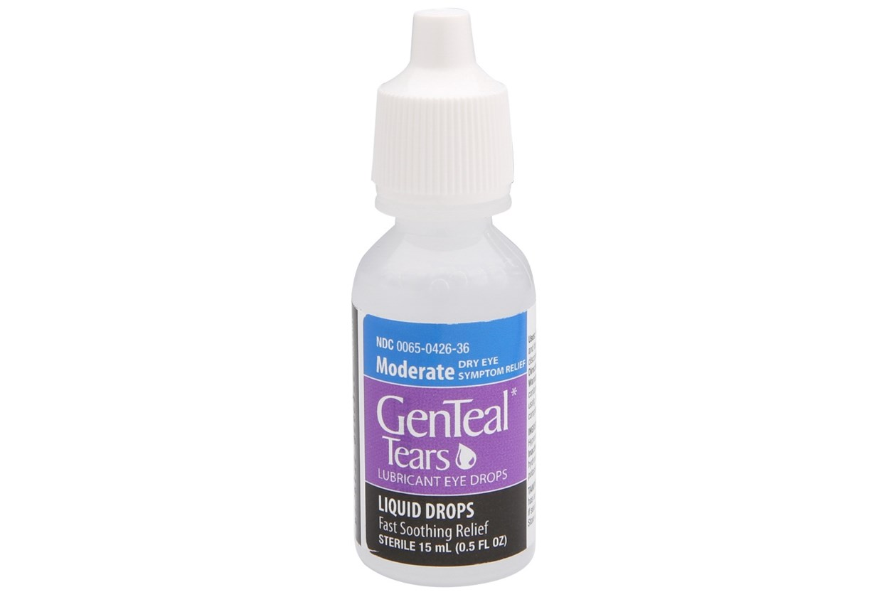 Alternate Image 1 - GenTeal Tears Moderate Dry Eye Symptom Relief (.5 fl. oz.) DryRedEyeTreatments