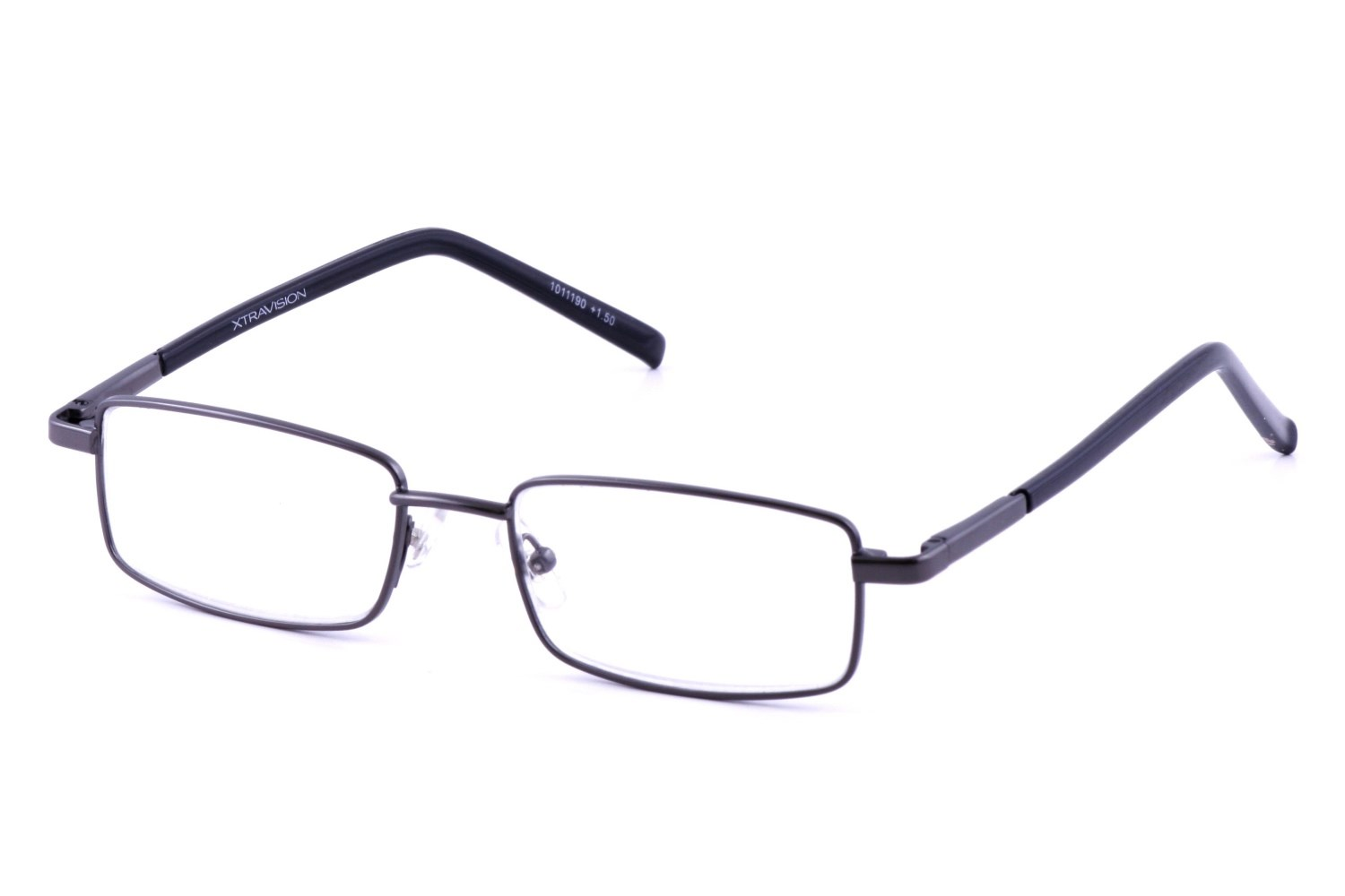 9b7524196b2 SKU-AC18395 Xtravision Ace Full Frame Reading Glasses with Cases (2 pack)  from