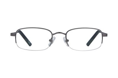 Private Eyes Hugh Reading Glasses Gray