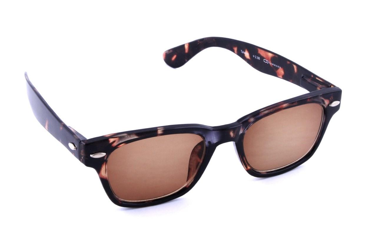 Peepers Clark Kent Solar Reading Sunglasses Tortoise ReadingGlasses