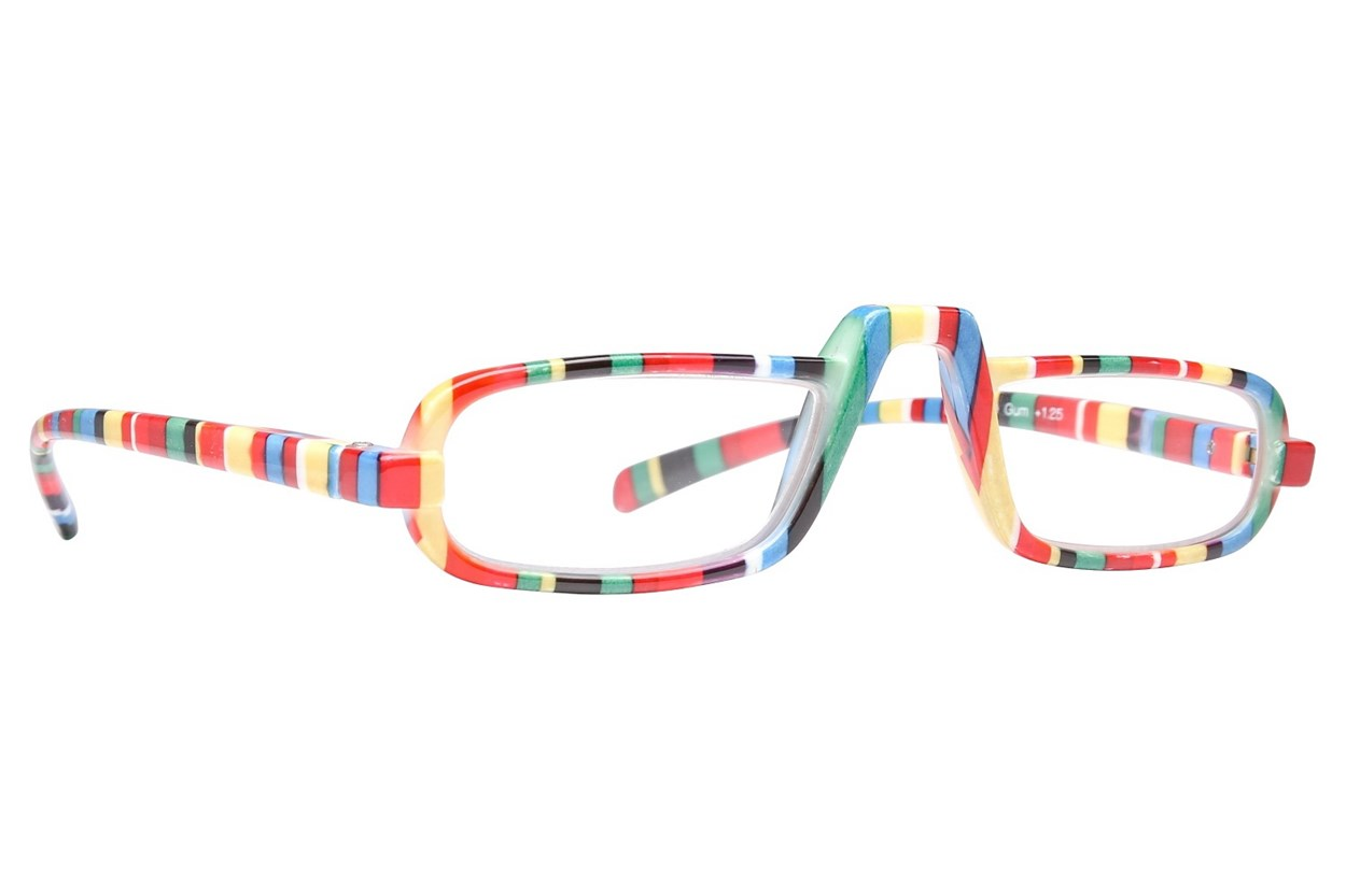 Peepers Fruit Stripe Gum Reading Glasses Multi ReadingGlasses