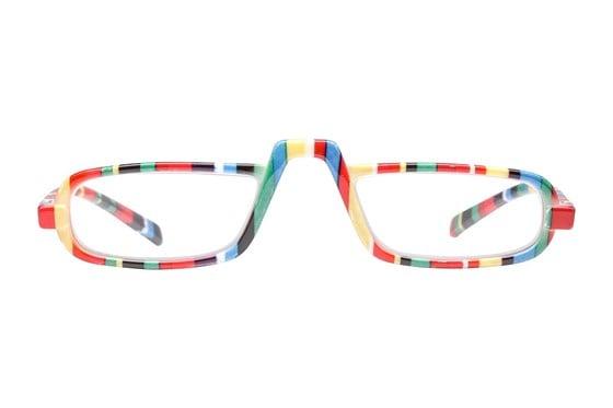 Peepers Fruit Stripe Gum Reading Glasses Multi