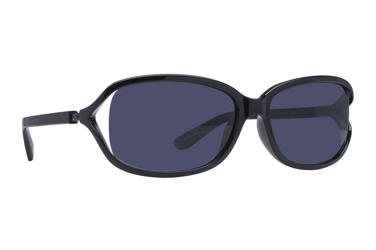Dea Extended Size Jacke-O 61 Black Sunglasses