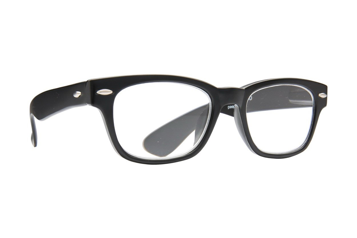 Peepers Rainbow Bright Reading Glasses Black
