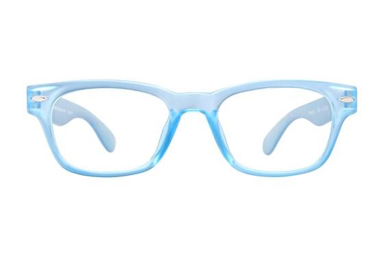Peepers Rainbow Bright Reading Glasses Blue