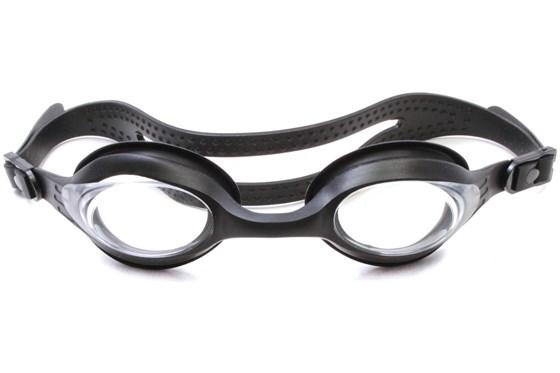 Splaqua Clear Prescription Swimming Goggles Black SwimmingGoggles