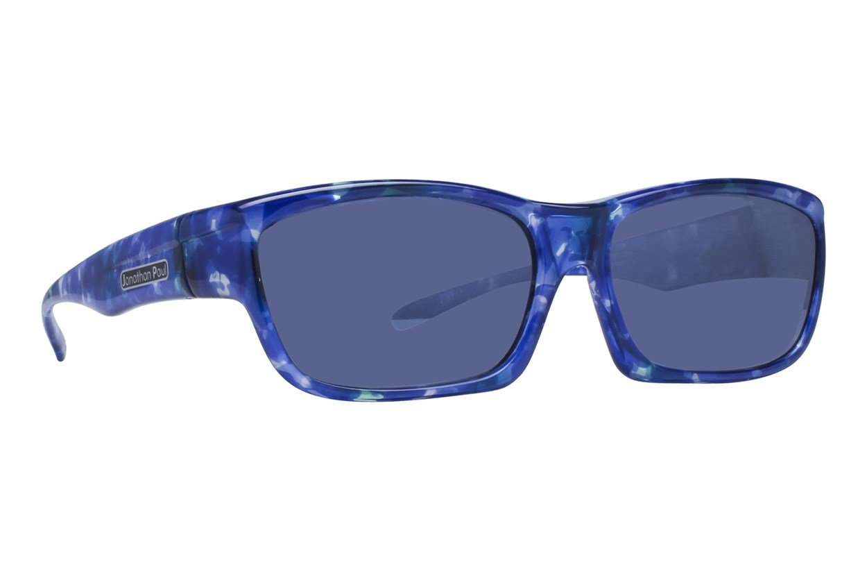 Fitovers Eyewear Coolaroo Over Prescription Sunglasses Blue Sunglasses