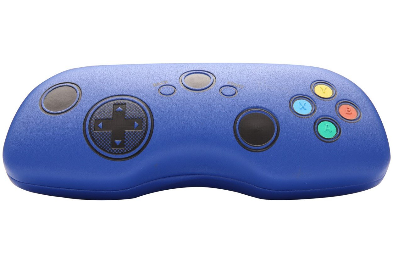 CalOptix Game On Video Games Eyeglasses Case Blue GlassesCases