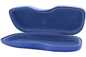 Click to swap image to alternate 1 - CalOptix Game On Video Games Eyeglasses Case Blue 50