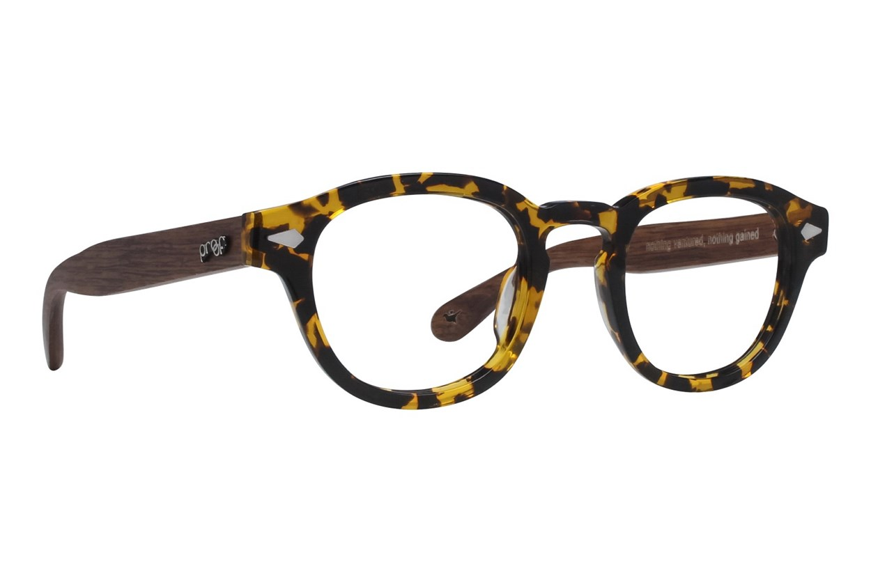 Proof Chaplin Tortoise Glasses