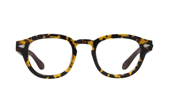 Proof Chaplin Tortoise Glasses
