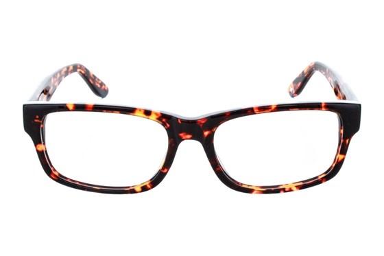 Proof Loom Brown Glasses