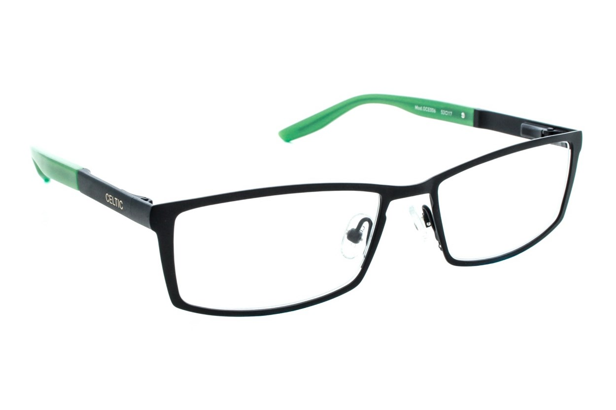 Fan Frames Celtic FC - Metal Green Glasses