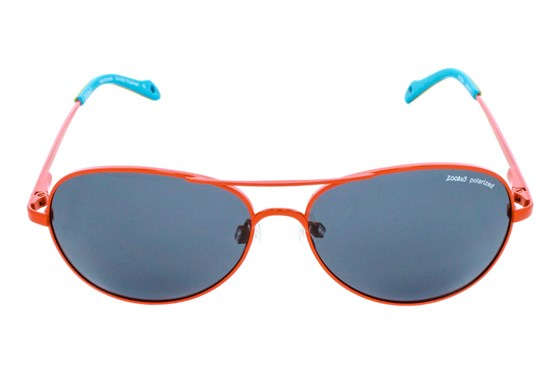 Zoobug AV (Age 3-5) Orange Sunglasses