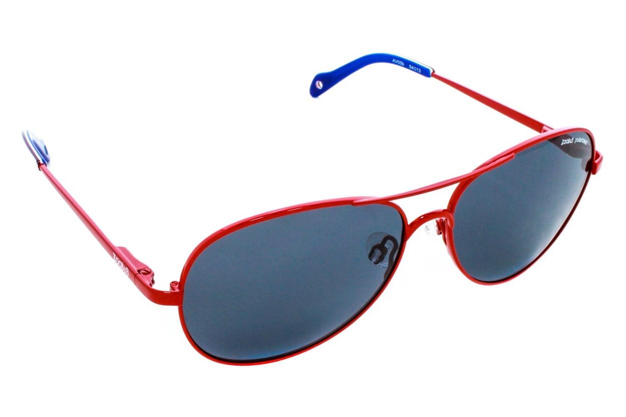 Zoobug AV (Age 3-5) Red Sunglasses