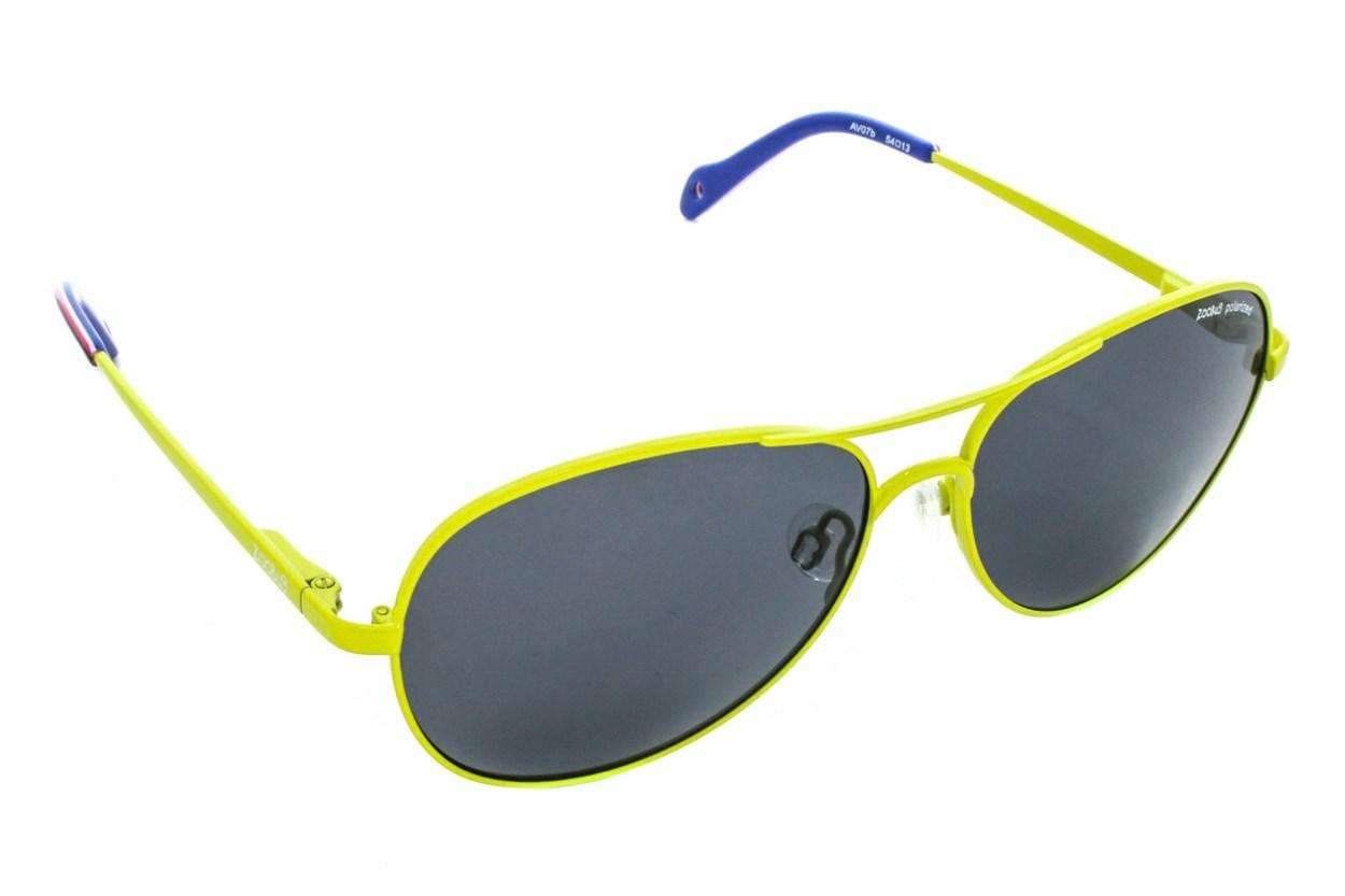 Zoobug AV (Age 3-5) Yellow Sunglasses