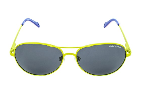 Zoobug AV (Age 3-5) Yellow Sunglasses