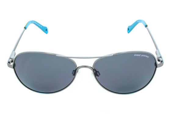 Zoobug AV (Age 3-5) Gray Sunglasses