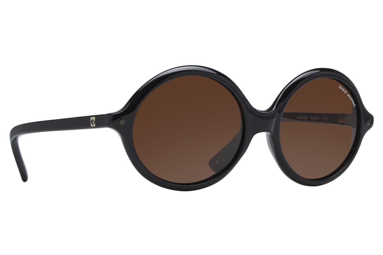 Zoobug Sunny (Age 6-12) Black Sunglasses