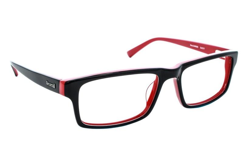 c86f03aeca75 Fan Frames Arsenal FC - Retro - Eyeglasses At Discountglasses.Com
