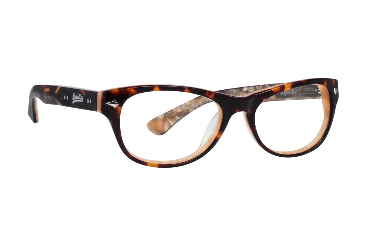 Superdry Kloe Brown Glasses