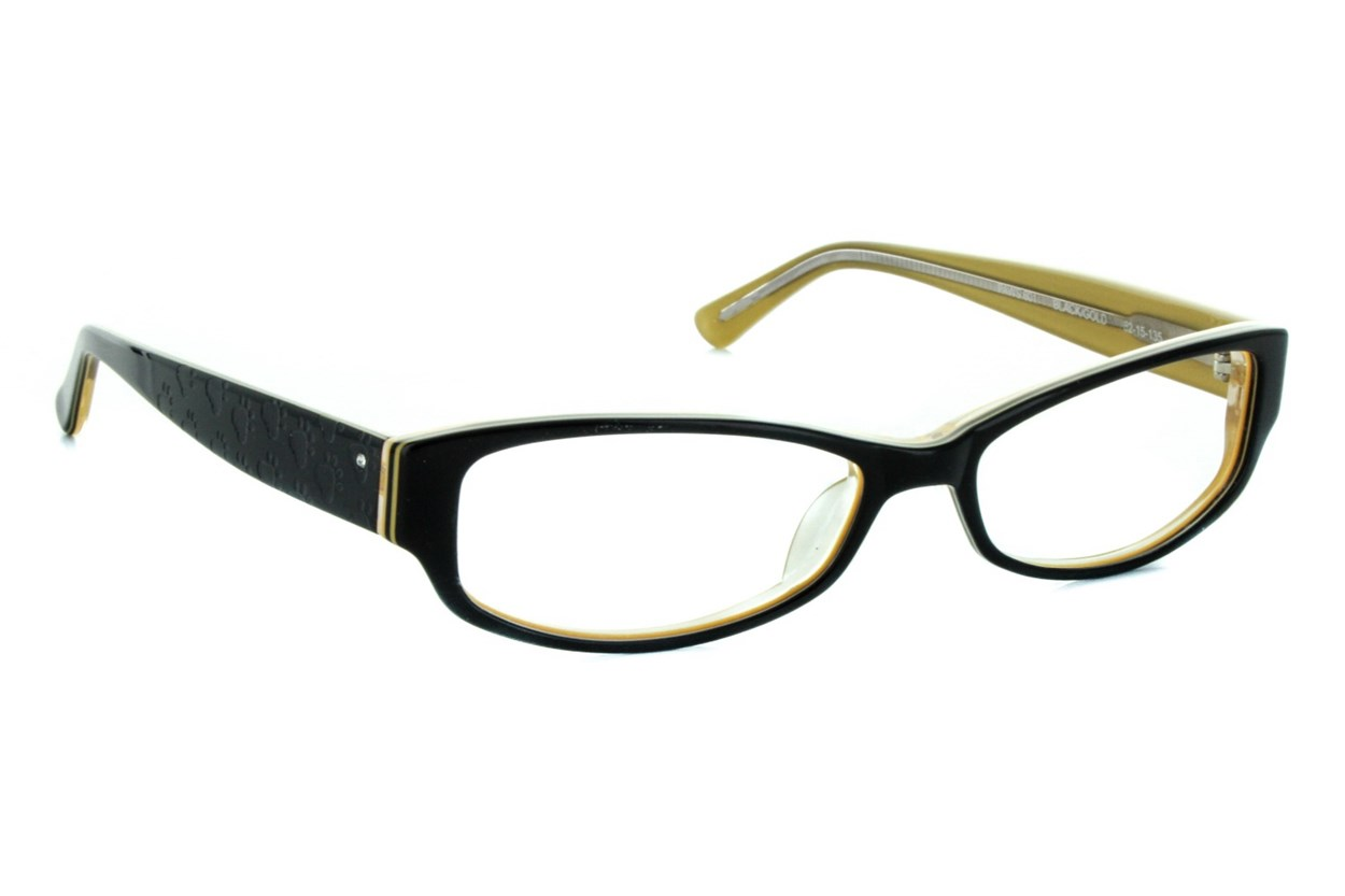 Paws n Claws Paws 601 Eyeglasses - Black