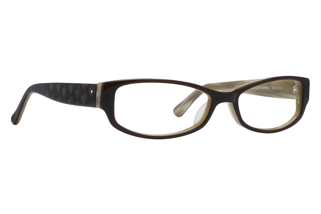 Paws n Claws Paws 601 Brown Glasses