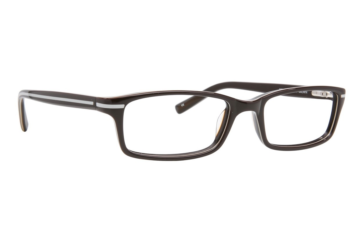 Converse K004 Brown Glasses