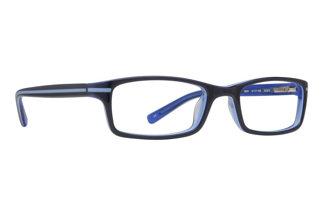 Converse K004 Blue Glasses