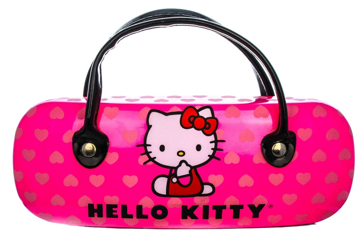 Alternate Image 1 - Hello Kitty HK218 Eyeglasses - Tortoise