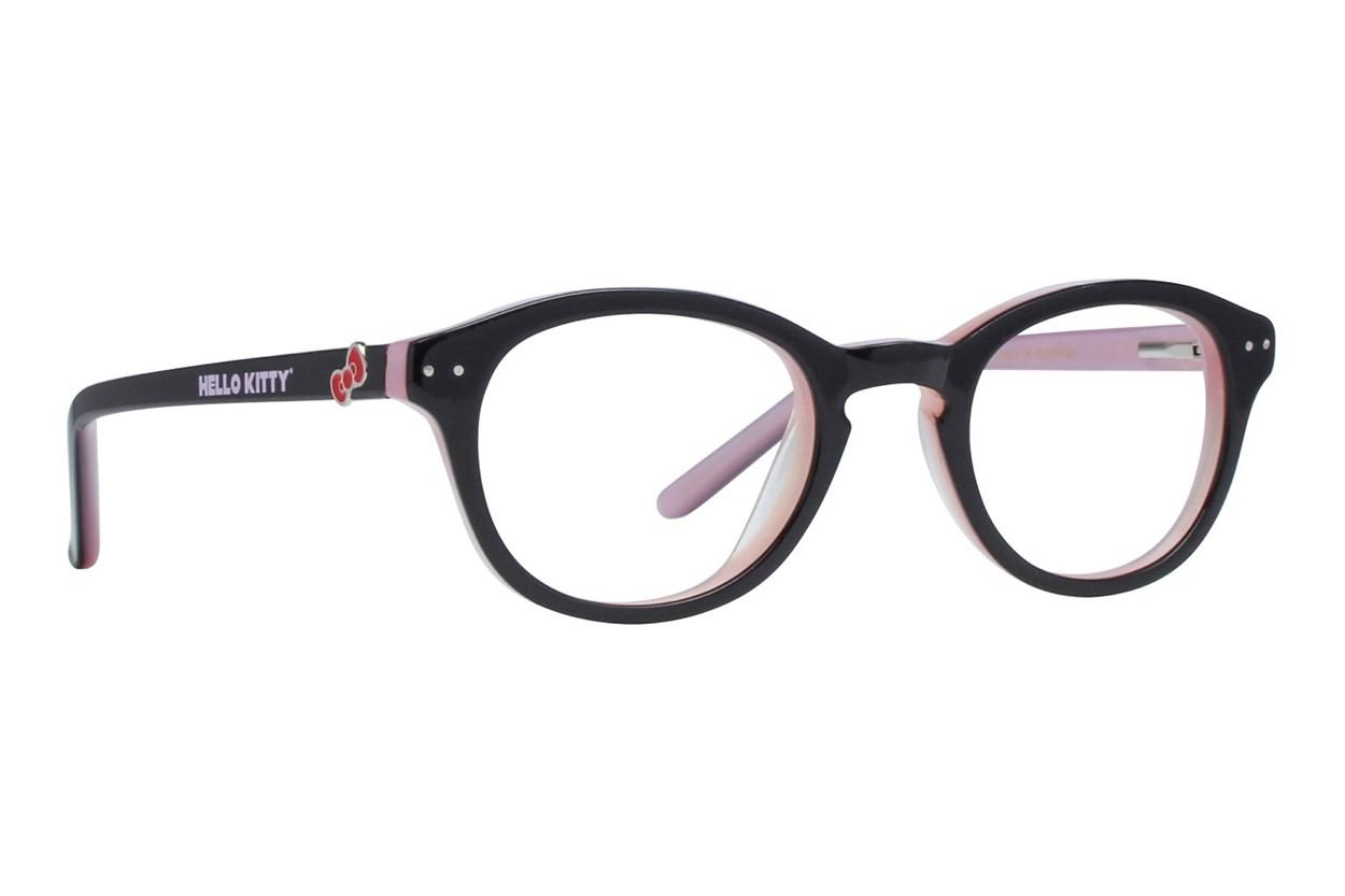 Hello Kitty HK219 Black Glasses