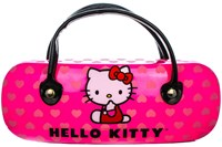 Click to swap image to Hello Kitty HK220 Eyeglasses - Brown