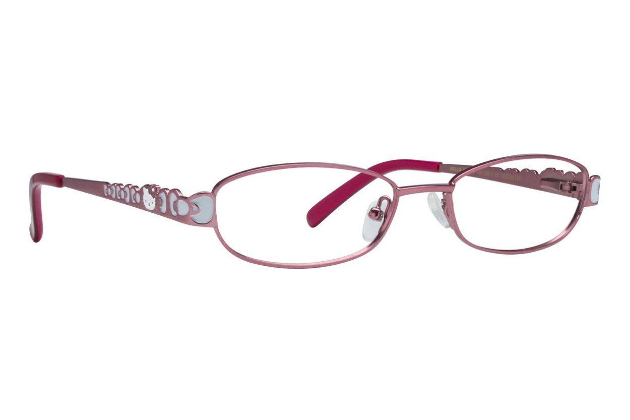 Hello Kitty HK220 Pink Glasses