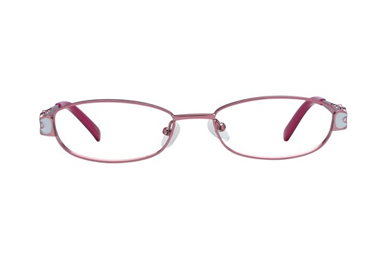 Hello Kitty HK220 Pink Glasses