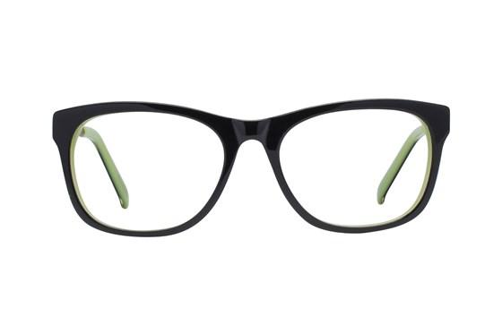 Hello Kitty HK221 Black Glasses