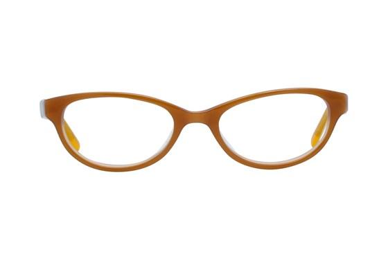 Hello Kitty HK226 Gold Glasses
