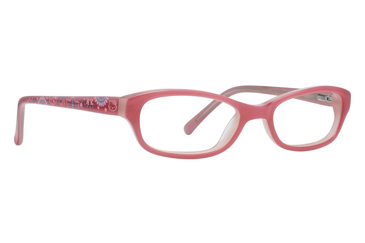 Hello Kitty HK234 Pink Glasses