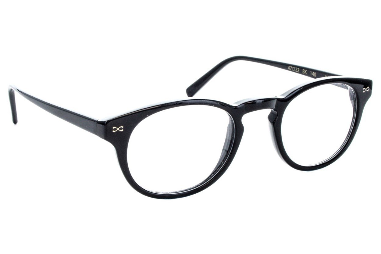 Velvet Eyewear Ilene Black Glasses