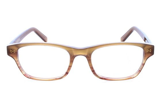 Velvet Eyewear Mare Tan Glasses