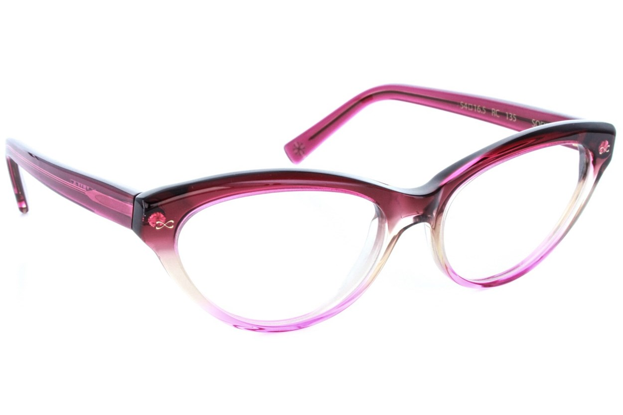 Velvet Eyewear Sofie Pink Glasses