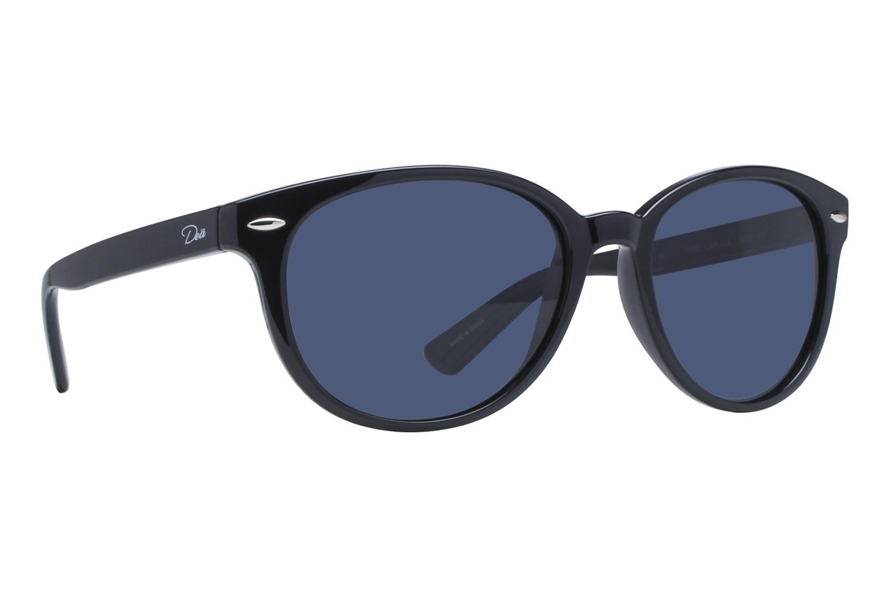 Dea Extended Size Flawless Black Sunglasses