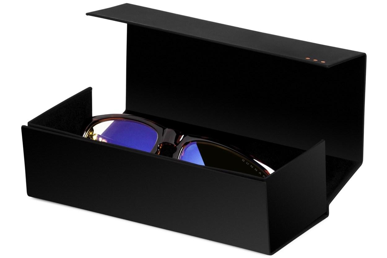 Gunnar Eyewear Carrying Case Black GlassesCases
