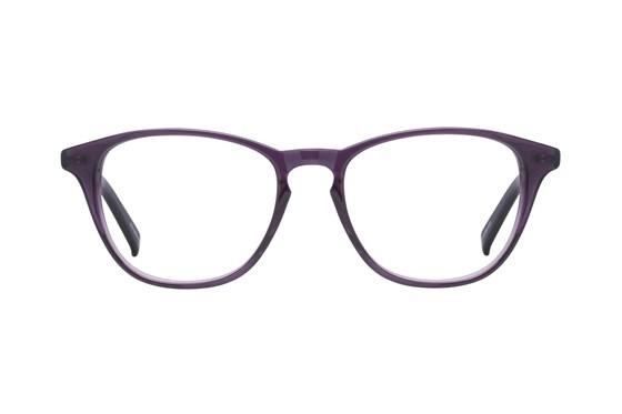 Eco Madrid Purple Glasses