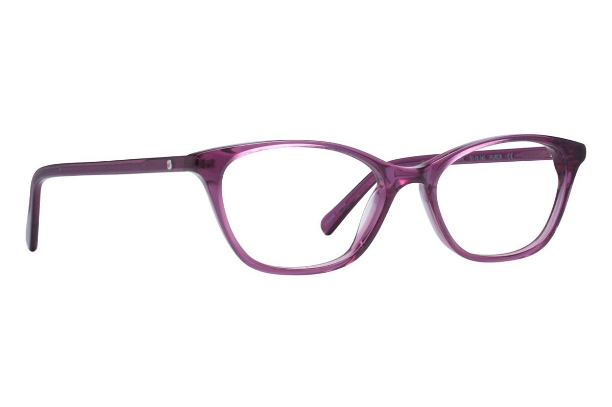 Eco New York Purple Glasses