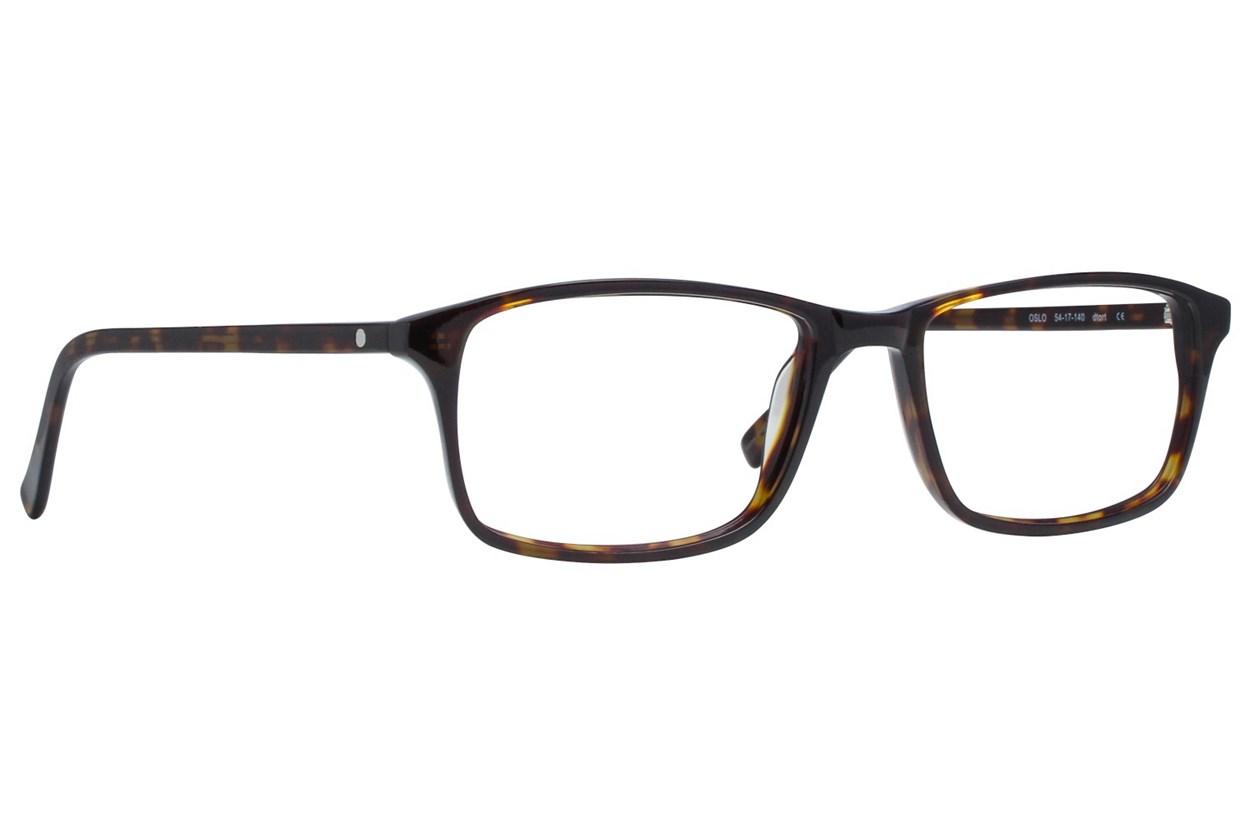 Eco Oslo Tortoise Glasses
