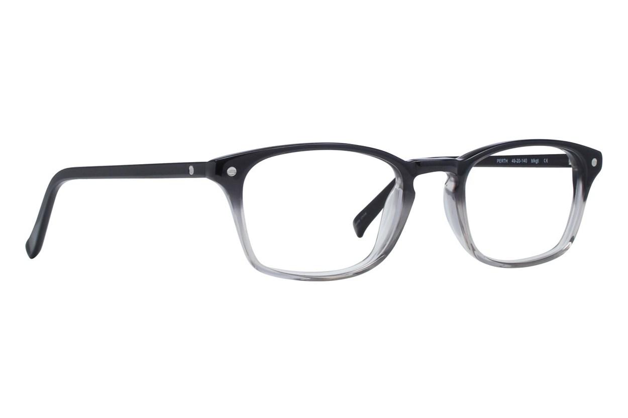 Eco Perth Black Glasses