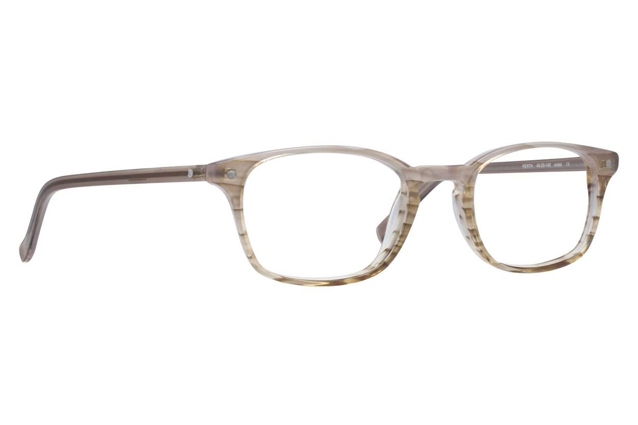 Eco Perth Tan Glasses